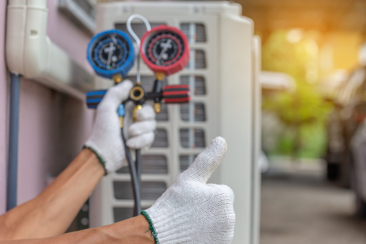 AC Repair Contractors In Roanoke TX